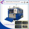 Automático del PLC de control del motor servo hoja gruesa de vacío que forma la máquina