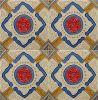 Mattonelle lustrate della parete delle mattonelle di ceramica