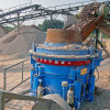 Triturador hidráulico do cone no esmagamento de pedra da mineração