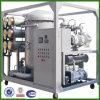 Macchina a due tappe di trattamento dell'olio del trasformatore di vuoto di alta efficienza Zja-50