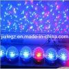 La mini sfera magica di cristallo del LED MP3 gira la luce di effetto