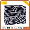 Raya negra Bolsa Bolsa de papel de regalo de prendas de vestir