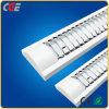 Heißes Gehäuse 2017 der Verkaufs-Beleuchtung-Vorrichtungs-Gitter-Lampen-T8 mit Cer und RoHS