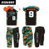 Chemises faites sur commande bon marché en gros directes de football américain de sublimation d'usine
