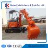 3000kg Zero-Tail excavatrice chenillée hydraulique