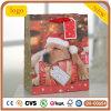 Bolsa de papel, bolsa de papel linda del pequeño perro de la Navidad, bolsa de papel del regalo