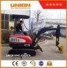 El equipo de construcción para la venta miniexcavadora 2 Ton.
