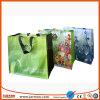 À la mode Conception libre coloré de sacs de magasinage de supermarché