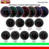 2.5 '' (60mm) calibro ad alta velocità automatico del motore di Pm del calibro della visualizzazione di LED del calibro 7-Color (635)