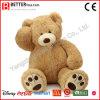 Urso grande macio da peluche do brinquedo do luxuoso do animal enchido para miúdos/crianças