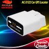 AC-3122 coche GPS Locater (dispositivo de colocación del vehículo del OBD GPS)