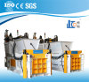 Machine de emballage diplôméee par ce en métal Mh80-5050 hydraulique complètement automatique