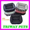 Base dell'animale domestico del gatto del cane del velluto di comodità (WY1010127A/C)