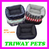 Komfort-Samt-Hundekatze-Haustier-Bett (WY1010127A/C)
