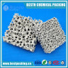 Filtro di ceramica poroso dalla gomma piuma del carburo di silicone per filtrazione fusa del ferro