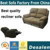 居間の家具(S822)のファブリックリクライニングチェアのソファーの椅子