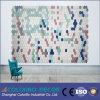 Доска панели стены деревянных шерстей звукоизоляции офиса декоративная акустическая