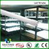 T8 luz girada G13 del tubo del Fin-Casquillo LED
