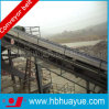 Alto Abrasion Resistant Rubber Conveyor Belt per Chrome Ore