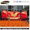 P6 de alta resolución SMD para interiores/exteriores pantalla LED de color