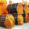 Componenti del trasportatore/rullo del trasportatore del acciaio al carbonio rullo del trasportatore
