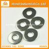 Attaches à lave-vaisselle plates en acier inoxydable DIN125
