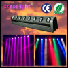 Amerikanisches DJ Light 8*10W LED Light Bar Moving Beam White