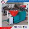ディーゼル機関の木製のおがくずのわらの機械を作るオリーブ色の殻の煉炭