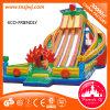 Jouet gonflable de la maison Slide Slide Bounce Commercial