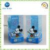 Boîte de présentation transparente faite sur commande de PVC de ventes en gros (JP-pb023)