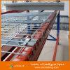 Depósito de almacenamiento de metal galvanizado de alambre de malla Plataforma