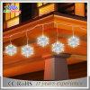 Zeichenkette-Licht des Weihnachtsdekoration-Licht-Feiertags-Licht-Schneeflocke-Motiv-Licht-LED
