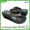 De modieuze Pantoffels van EVA van de Hiel van de Wig van de Meisjes van de Manier (RW28263B)