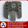 El estampador de la base del motor troquel