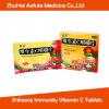 Augmenter les comprimés de vitamine C d'immunité