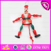 Марионетка шнура горячего сбывания 2016 деревянная, марионетка игрушки тяги высокого качества деревянная, марионетка W02A058A дешевой игрушки малыша деревянная