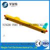 Viga eléctrica de la grúa del palmo de la longitud de la certificación de la ISO del precio bajo Ud125-25