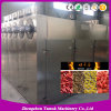 Edelstahl-Nahrungsmitteltrocknende Maschinen-Frucht-Entwässerungsmittel-Nahrungsmitteltellersegment-Trockner