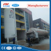 Réservoir de stockage remplissant d'azote de l'oxygène de réservoir liquide