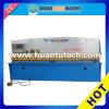 Da placa hidráulica do ferro de QC11y máquina de corte