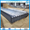Tôles d'acier ondulées de matériau de construction pour la toiture