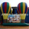 Bouncer inflável do castelo da ligação em ponte do balão para crianças