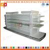 Prateleira de vidro personalizada nova do carrinho cosmético do supermercado (Zhs188)