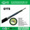 Cavo ottico incagliato strato allentato esterno della fibra del tubo di GYTS multi