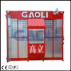 Gaoli Sc200 / 200 High Speed ​​Double Cage Construction Building Hoist