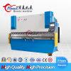 Máquina de dobra hidráulica do freio da imprensa do CNC da placa de Huaxia Wf67k-100t/3200