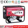 Gerador de energia a gasolina portátil de 2kw 5kw elétrico com bateria