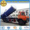 판매를 위한 6X4 고품질 15000 L 16000 L 하수 오물 흡입 트럭