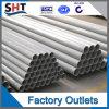 Pipe sans joint d'acier inoxydable de solides solubles 304