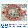 En 877 Instalação de ferro fundido para suporte de tubulação de suporte de pilha